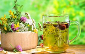 Действенные травы  для снижения веса